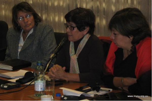Rebecca Cook en Montevideo 173